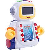 """Интерактивный развивающий робот Shantou Gepai """"Шунтик"""", 60 карточек"""