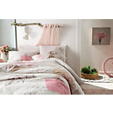 Постельное белье 2 сп. Betsy, Ranforce, TAC, розовый