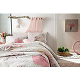 Постельное белье семейный Betsy, Ranforce, TAC, розовый