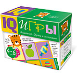 """Сундучок с  IQ играми """"Мышление: Образы и ассоциации"""", 4-6 лет"""