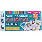 """333 карточки для запоминания """"Мои первые китайские слова"""""""