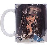 """Кружка """"Пираты Карибского Моря. Капитан Джек Воробей"""", 350 мл., Disney"""