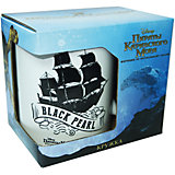 """Кружка """"Пираты Карибского Моря. Черная Жемчужина"""" в подарочной упаковке, 500 мл., Disney"""