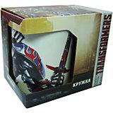 """Кружка Transformers """"Последний рыцарь. Оптимус Прайм"""" в подарочной упаковке, 350мл."""