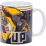 """Кружка Transformers """"Роботы под прикрытием. Team up"""", 350 мл."""
