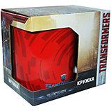 """Кружка Transformers """"Роботы под прикрытием. Team up"""" в подарочной упаковке, 350 мл."""