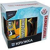"""Кружка Transformers """"Роботы под прикрытием"""" в подарочной упаковке, 240 мл."""