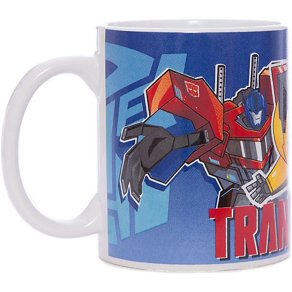 """Кружка Transformers """"Роботы под прикрытием"""", 350 мл,"""