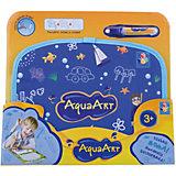 Коврик для рисования, синий, 1toy AquaArt