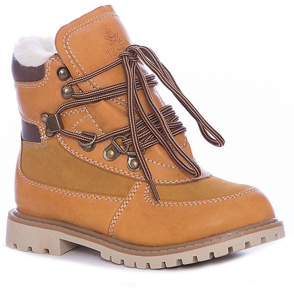 Ботинки для мальчика Tesoro