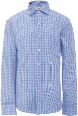 Рубашка для мальчика Tsarevich - голубой
