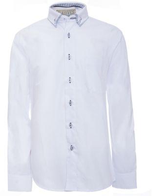 Рубашка для мальчика Tsarevich - белый