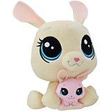 Плюшевый парочки, B9852/C0168, Littlest Pet Shop, Hasbro