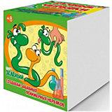"""Набор для опытов """"Цветные полимерные червяки"""", цвет зеленый, GOOD FUN"""