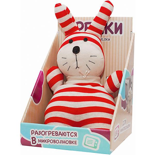 Игрушка-грелка Кролик Банти Socky Dolls, Warmies