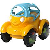 Машинка-неразбивайка Baby Trend, сине-желтая