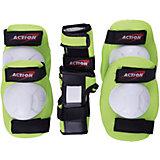 Защита локтя, запястья, колена, PWM-326, Action