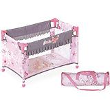 Манеж-кроватка для куклы DeCuevas Мария, 50 см
