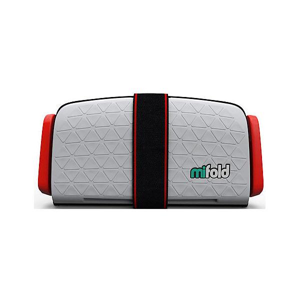 Автокресло-бустер Mifold 15-36 кг, pearl grey