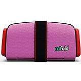 Автокресло-бустер Mifold 15-36 кг, perfect pink
