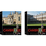 Полиграфика Тетрадь на кольцах, А5 клетка 80л ламинат Cambridge + 1 сменный блок