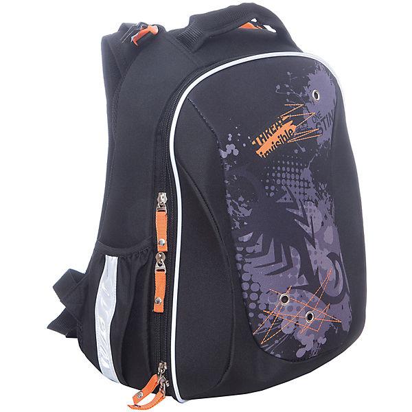 Рюкзак школьный Erich Krause с эргономичной спинкой Invisible scorpion ( модель Multi Pack )