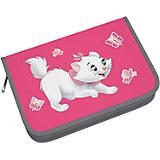 Disney Пенал-книжка Cat Marie  с одним отделением без наполнения, 135*205*30мм