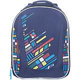 Рюкзак школьный Erich Krause с эргономичной спинкой Graphic  (модель Multi  Pack)