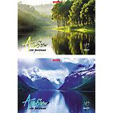 Erich Krause Альбом для рисования А4 40л На природе, клеевое скрепление