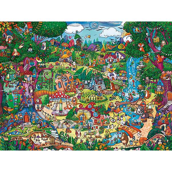 """Пазлы """"Сказочный лес"""", 1500 деталей, Heye"""