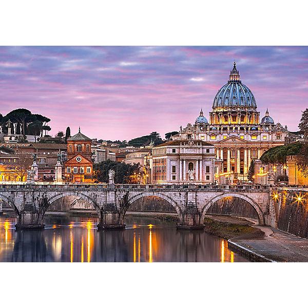 "Пазлы ""Ватикан"", 500 деталей, Castorland"
