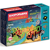 Магнитный конструктор 703013 Adventure World set, MAGFORMERS