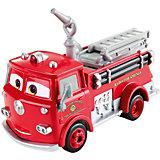 Пожарная машина, Тачки