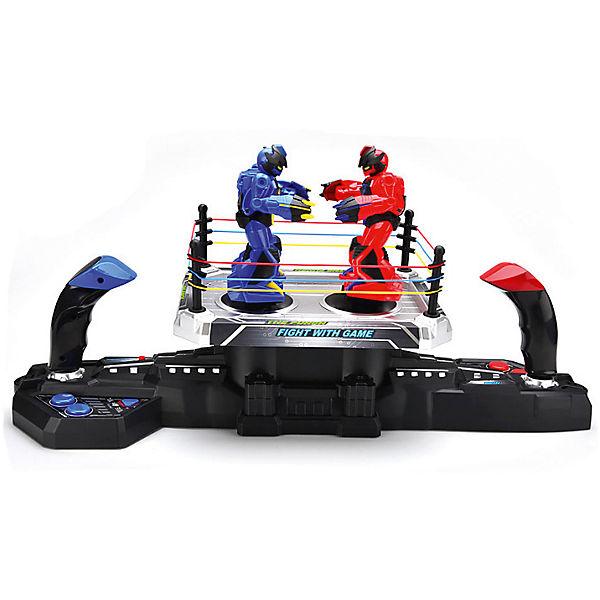Набор бойцовых роботов на ринге, ZC