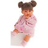 Кукла Лана брюнетка, 27 см, Munecas Antonio Juan