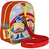 Рюкзак дошкольный Kinderline Play Doh