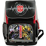 Школьный ранец Kinderline Transformers, без наполнения