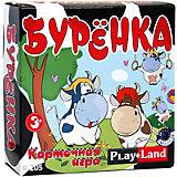 "Настольная игра ""Буренка"", Play Land"
