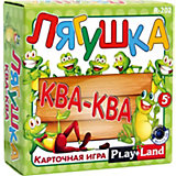 "Настольная игра ""Лягушка Ква-ква"", Play Land"