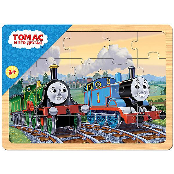 """Игра из дерева """"Томас и его друзья"""", Step Puzzle"""