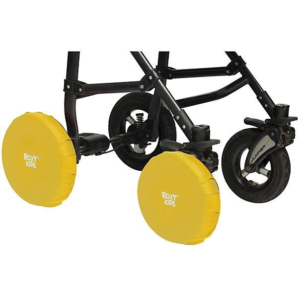 Чехлы на колеса в сумке, Roxy-Kids, желтый