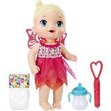 Малышка - Фея, Baby Alive, Hasbro