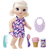 Малышка с мороженным, Baby Alive, Hasbro