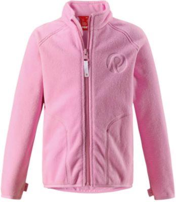 Флисовая кофта Reima Inrun для девочки - розовый