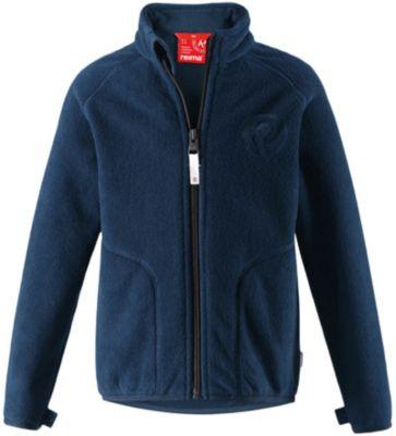Флисовая кофта Reima Inrun для мальчика - синий