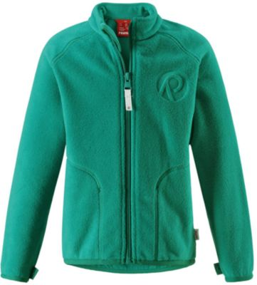 Флисовая кофта Reima Inrun - зеленый