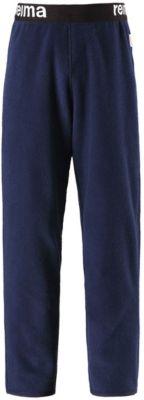 Флисовые брюки Reima Argelius для мальчика - синий