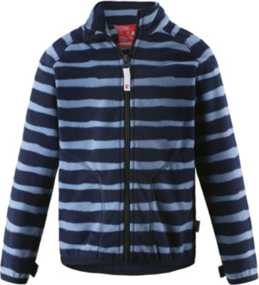Флисовая кофта Reima Steppe для мальчика - синий