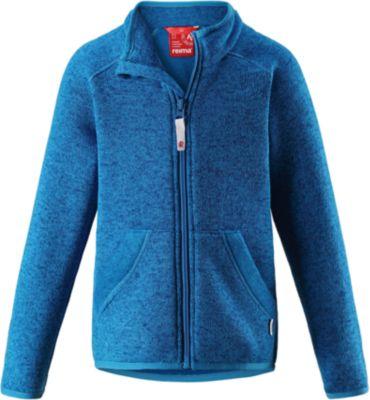 Флисовая кофта Reima Hopper - синий