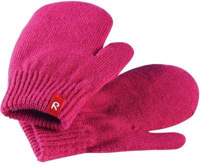 Варежки Stig Reima - розовый